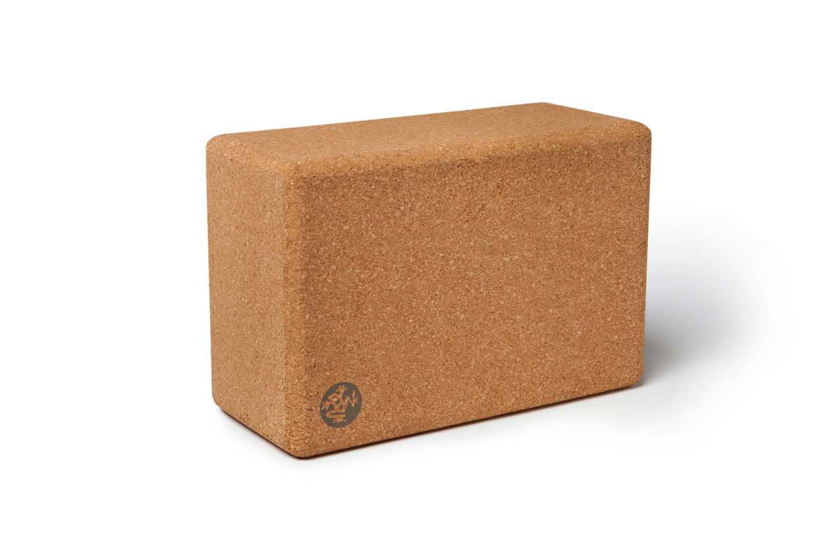 Cork Yoga Blocks Wicklow Yoga