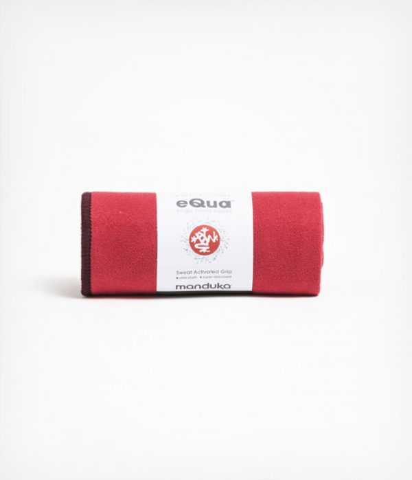 Yoga hand towel